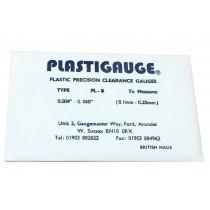 Sachet de 10 brins de PLASTIGAUGE PL-B
