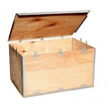 Caisse bois de 600 x 400x 400